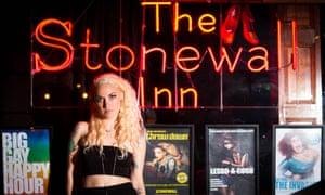Stonewall Inn go go dancers