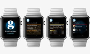 Guardian Moments on Apple Watch