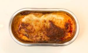 Aldi lasagne
