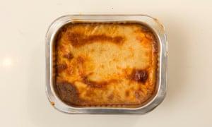 Co-op lasagne