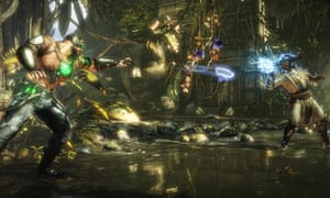 Mortal Kombat 11 review – the best, goriest, fighting game in years