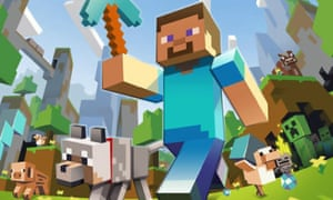 Minecraft is the most popular game franchise on YouTube.