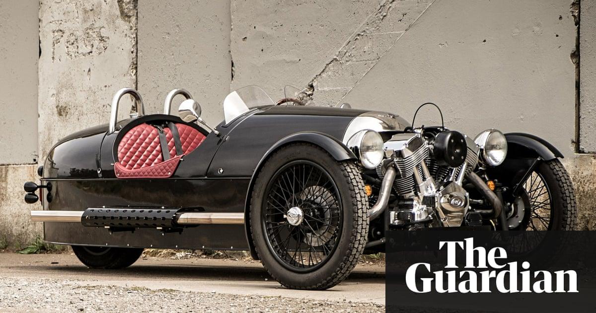 Morgan three-wheeler: car review   Martin Love   Technology   The ...