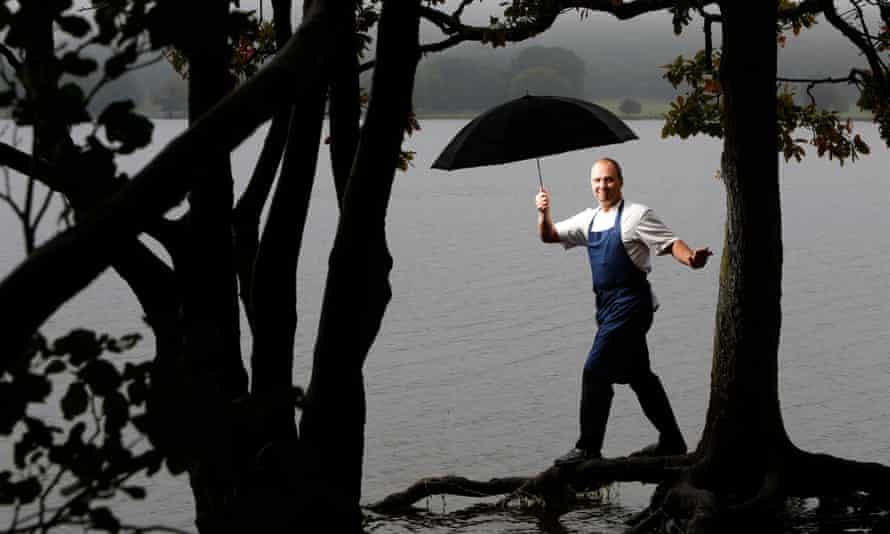 Chef Simon Rogan, The French.