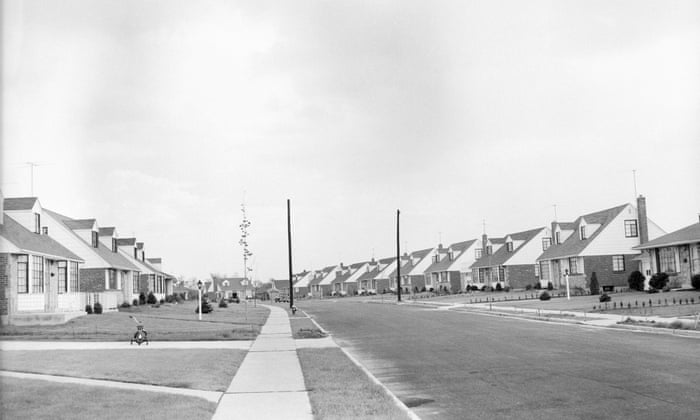 Levittown, the prototypical American suburb – a history of