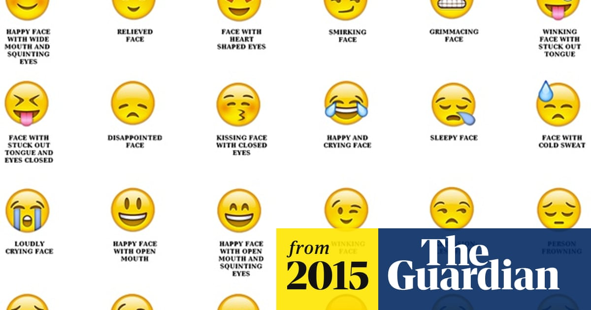Will the emoji movie be 😍 or 😑 or 🙈? | Film | The Guardian