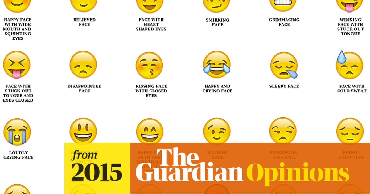 What Your Country S Emoji Use Says About You Emojis The Guardian