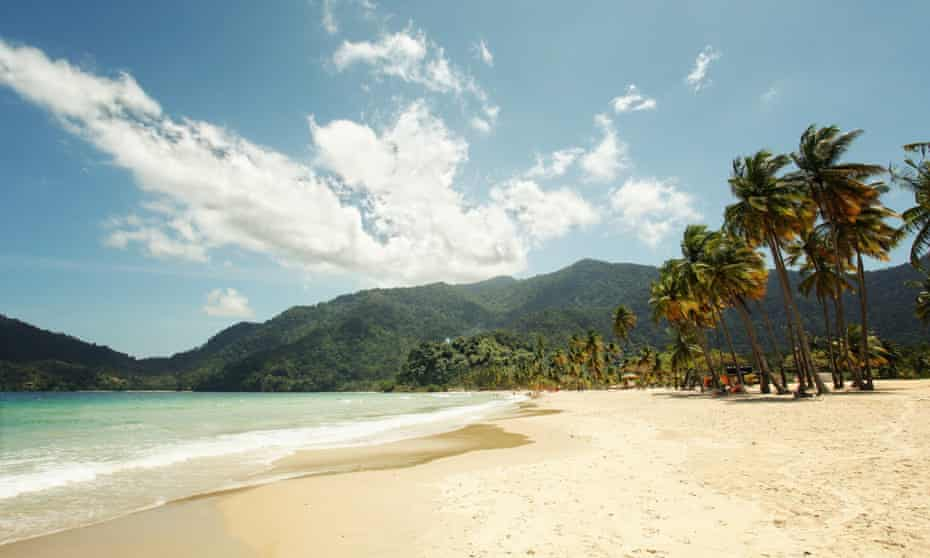 Trinidad's culture, food and history make it a major draw, but the beaches, like this one at Maracas Bay, can't be overlooked.