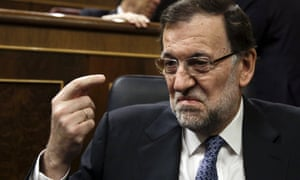 The government of Mariano Rajoy was accused by Venezuela of supporting terrorism.