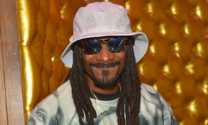 All ears: Snoop Dogg attends a private listening session for his new album, Bush, at Club Tongue & Groove on 17 April 2015.