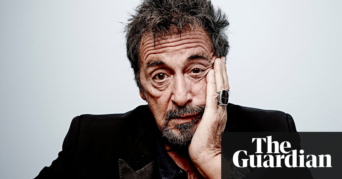 Al pacino its never been about money i was often unemployed al pacino sits his face leaning into one hand m4hsunfo