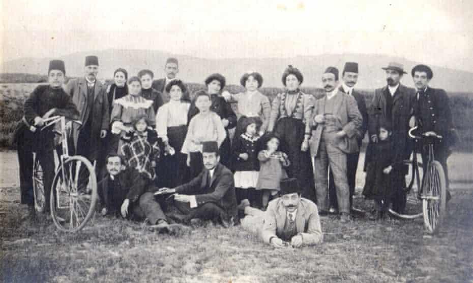 Ghazikian family