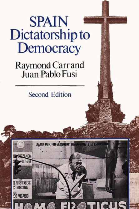 Spain: Dictatorship to Democracy, which Raymond Carr co-wrote with Juan Pablo Fusi. It won the Premio Espejo award in 1979