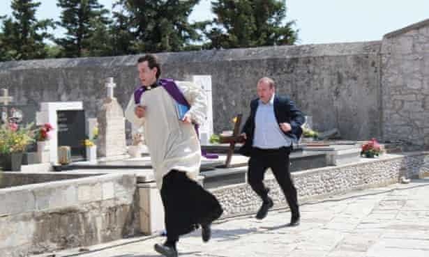 The Priest's Children film still