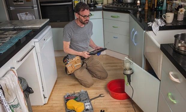 Tim Dowling plumbing