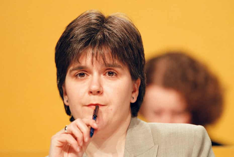 It has taken Sturgeon a total of 15 years to win a majority in an election.