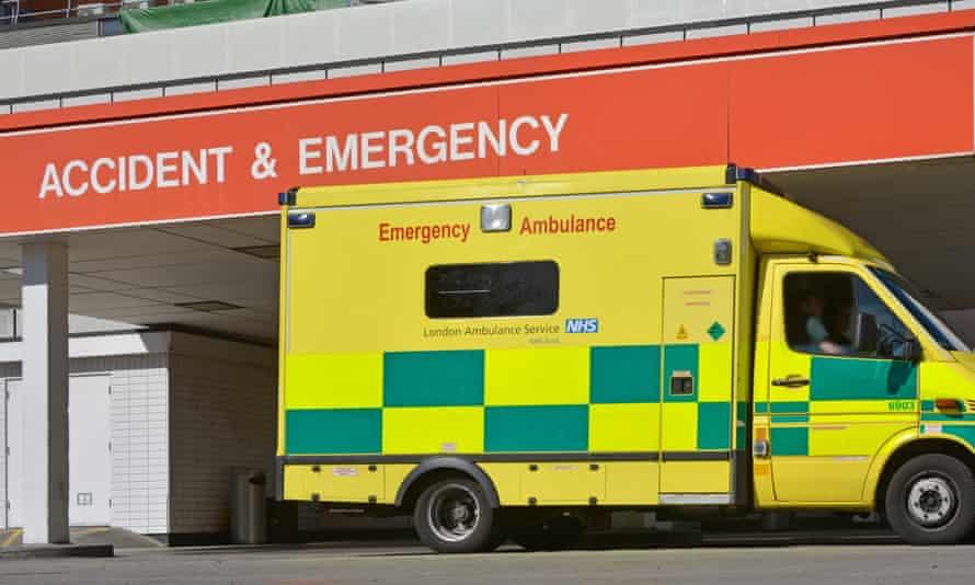 Ambulance A&E