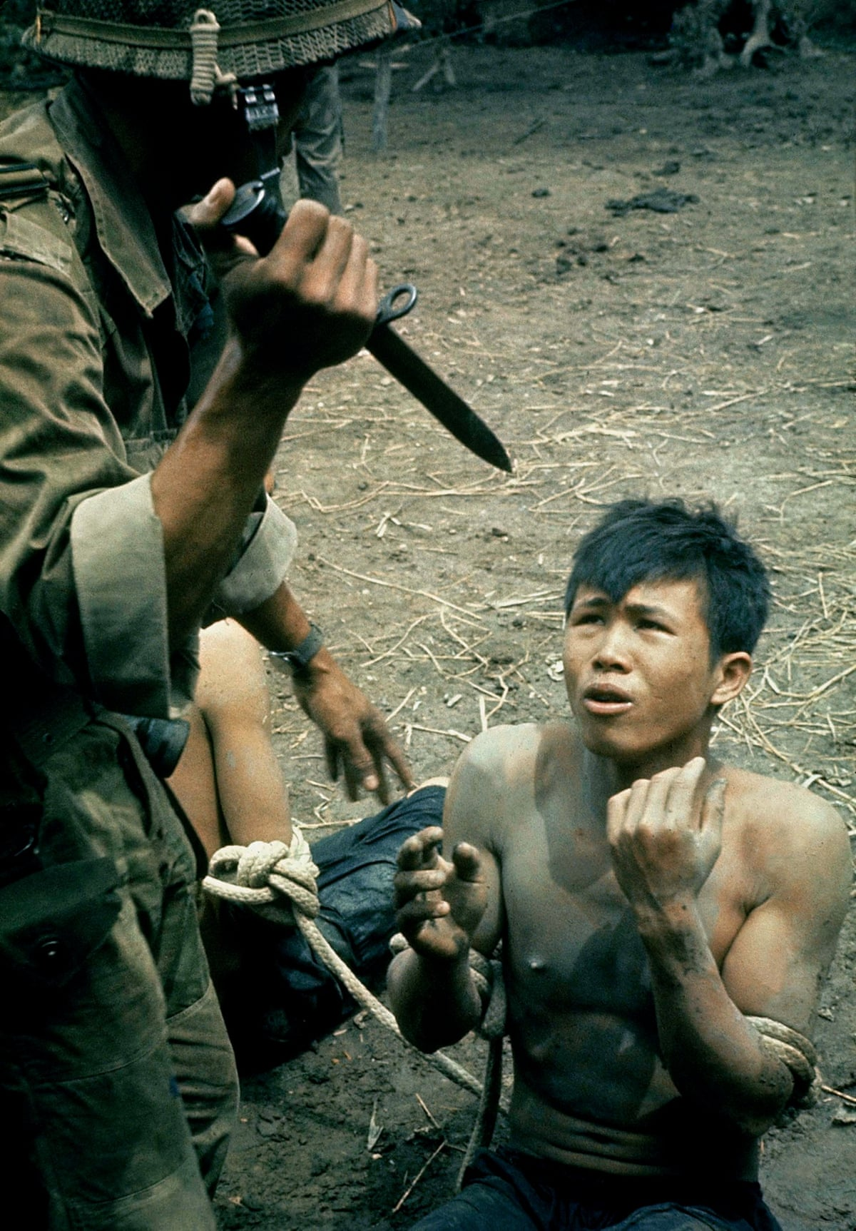 The Vietnam war captured in colour - in pictures | Art and ...