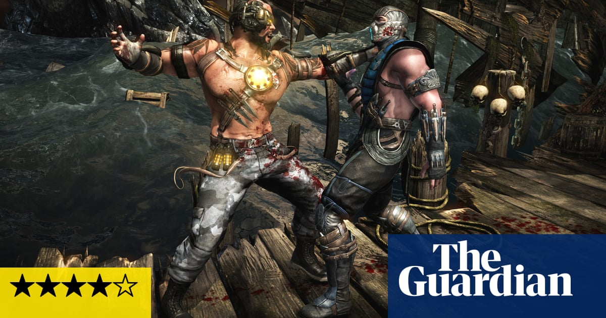 Mortal Kombat X review – 'violent but charmingly hammy