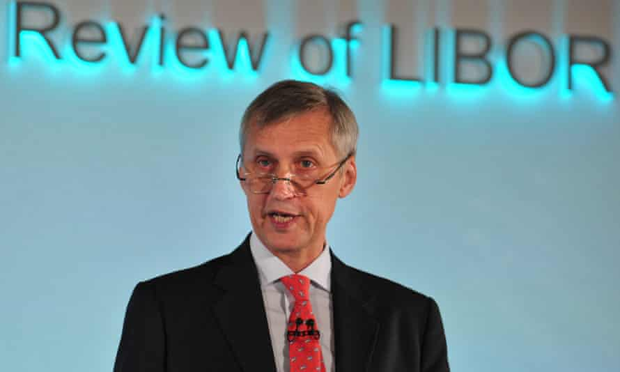 Financial Conduct Authority's Martin Wheatley, managing Director of the FSA and Chief Executive-designate of the Financial Conduct Authority, delivers a speech on Libor in 2012.