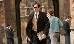 Eddie Redmayne in The Theory of Everything, which has made over £21m this year.