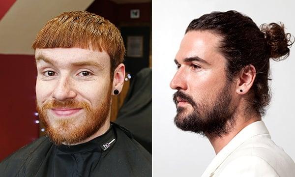 Worst Hairstyles Men