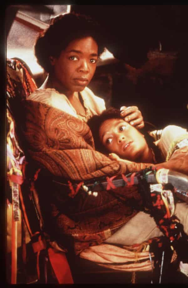 Still from the film adaptation of <em>Beloved</em> starring Oprah Winfrey.
