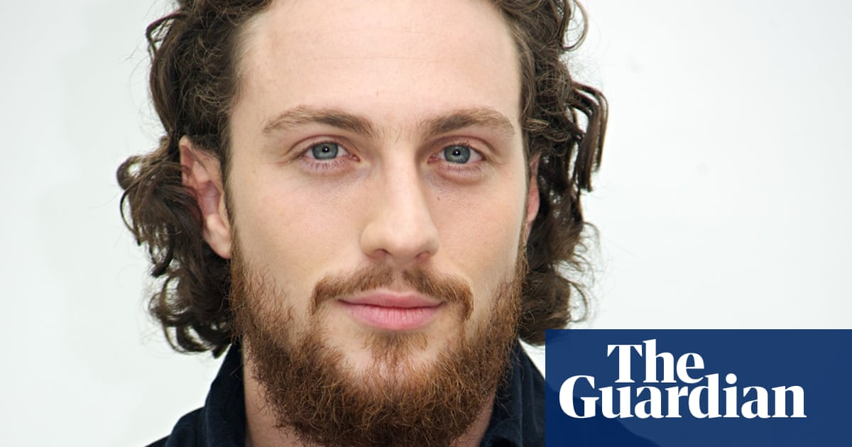 Aaron Taylor Johnson Changing My Name Felt Beautiful Film The Guardian