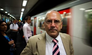 Sir Peter Hendy seems likely to have caught commuters' mood, especially since works began on London Bridge station.