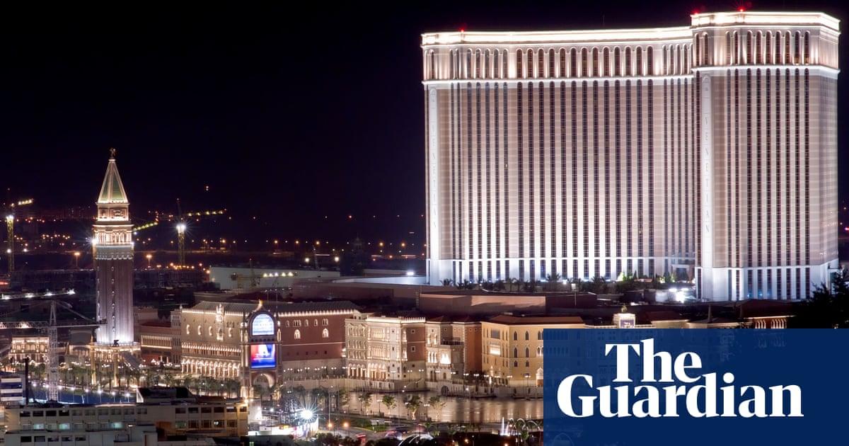 How China's Macau crackdown threatens big US casino moguls