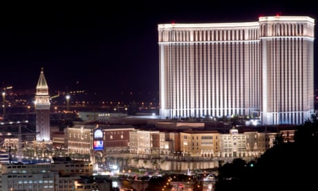 House always wins: the dark side of life in Macau's casino economy