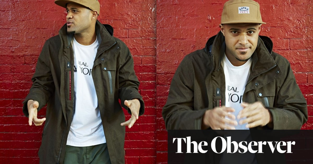 Homeboy Sandman: 'I don't want to write something to be a ...