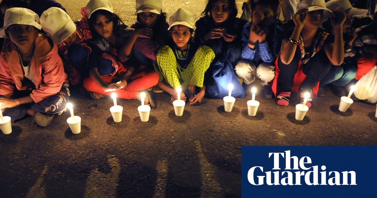 Child trafficking in India: 'It was only after a few years I