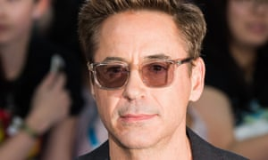 Robert Downey Jr: just the latest celebrity to walk out of an interview