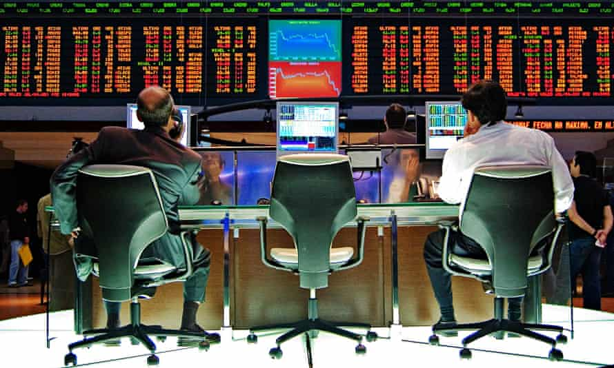 Stock exchanges have become virtual trading spaces that operate with little human involvement.