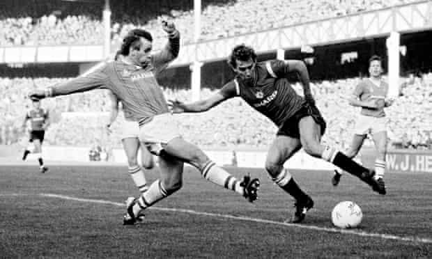 Joy of Six 1 Everton v Manchester United 1984