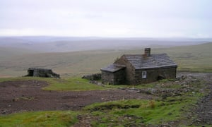 Greg's Hut Bothy, Cross Fell, Pennine Way