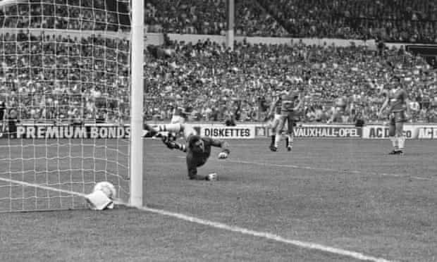 Everton v Man United FA Cup final 1985