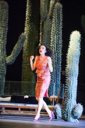 Ahnen by Tanztheater Wuppertal Pina Bausch at Sadler's Wells.