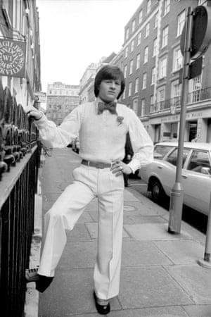 1973 Reigning World Professional Snooker Champion Alex Higgins