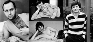 1983 The year that snooker got sexy as demonstrated by Tony Meo,  Steve Davis, John Parrott and Kirk Stevens