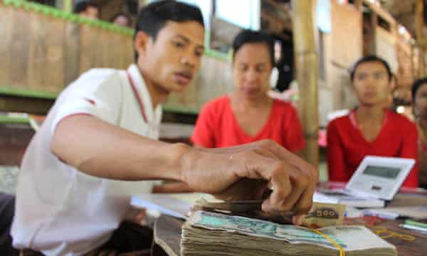 Microfinance Burma