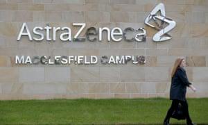 Macclesfield Campus of pharmaceutical company AstraZeneca.