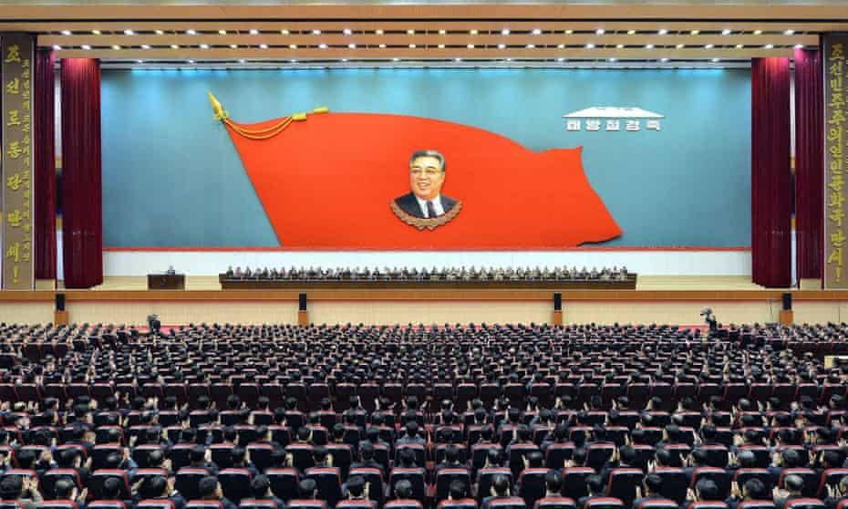 North Korea clichés