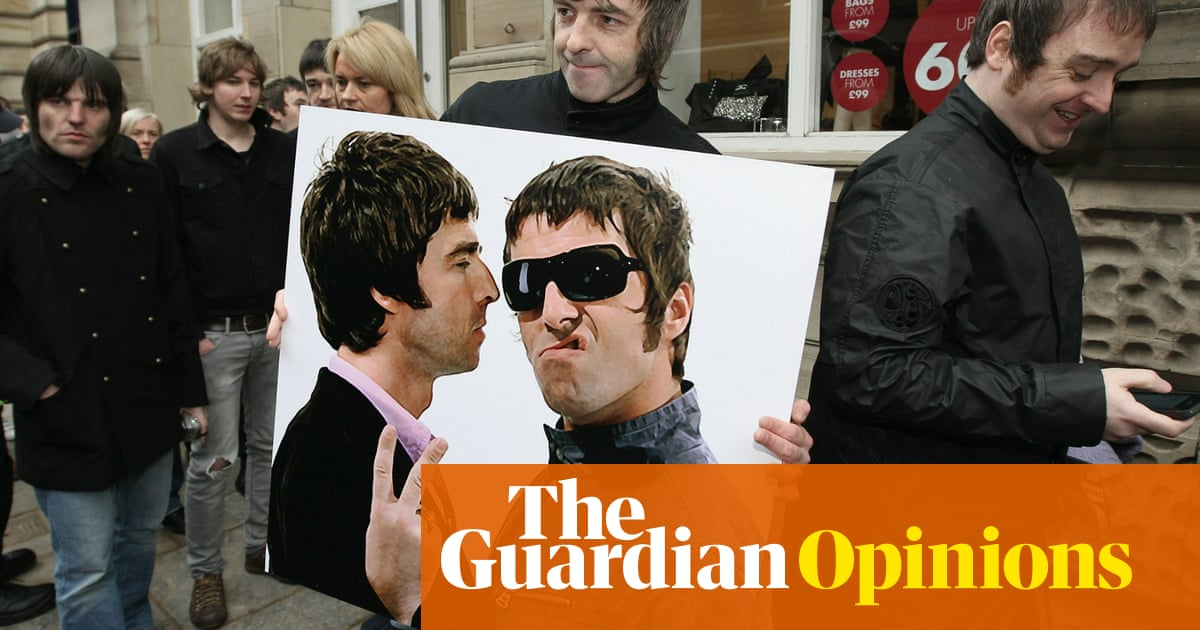 Living forever: why the world still seems obsessed by Oasis | Music