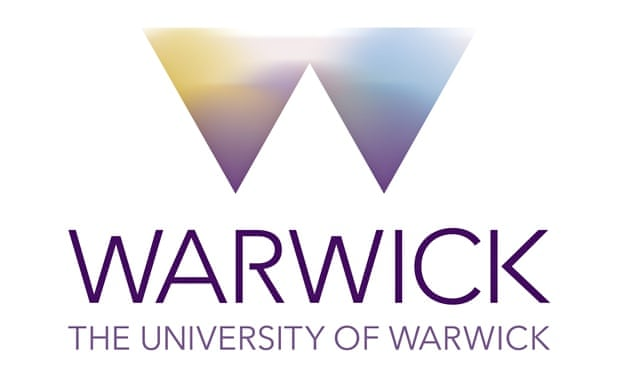 Warwick students angry at 'aubergine' university logo   Education   The  Guardian