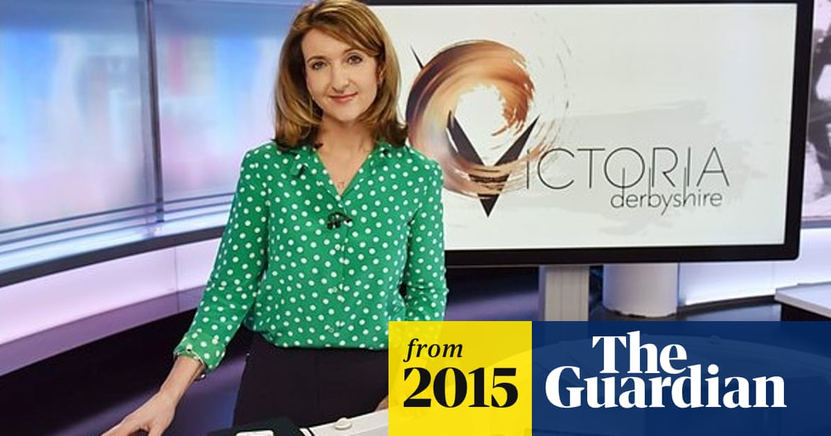 Victoria Derbyshire S Bbc2 Show Pulls In Just 39 000 Viewers Tv Ratings The Guardian