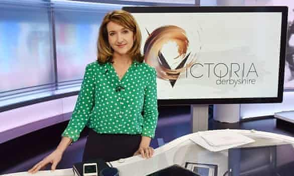 Victoria Derbyshire's BBC2 show has never pulled in more than 100,000 viewers