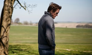 Tony McCoy at his home in Lambourn