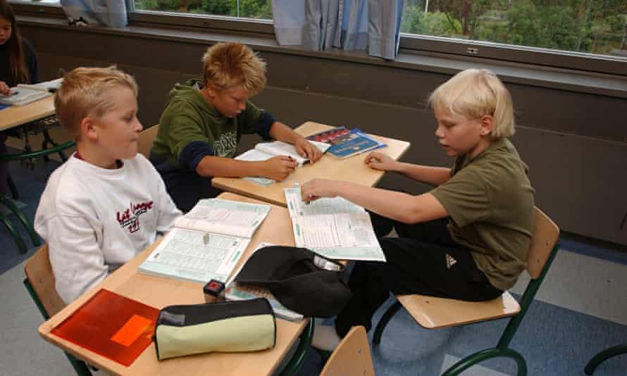 Yhtenaiskoulu School in  Helsinki children